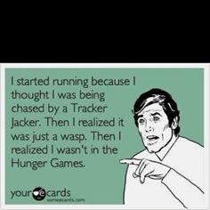 Hunger games don t quote me but by corina