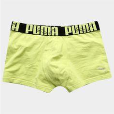 03f9d237a Cueca Puma Boxer Cotton Roupas Esportivas