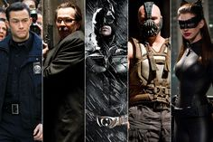 'The Dark Knight Rises' mega post