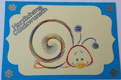 Fadengrafik+Grußkarte+Schnecke+Kunterbunt+01_3+von+Rene´s+Fadengrafiken+auf+DaWanda.com