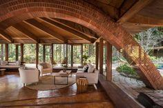 Frank Lloyd Wright, Oakland House, Beautiful Homes, House Beautiful, Beautiful Beautiful, Construction, Mountain Homes, California Homes, Mill Valley California