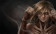 Female Titan by JxbP.deviantart.com on @deviantART