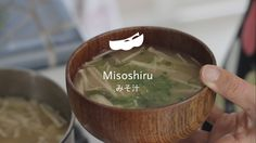 Video: Miso Soup from Humble Bean Blog.  The misoshiru (miso soup) of my youth was hearty. My grandmother made it with chunks of vegetables and sometimes white fleshed fish. She used cabbage, daikon, kabocha, yellow onion, enoki, tofu, carrots, sweet potato, and other ingredients that probably needed to be used up. I loved her misoshiru, full of flavor and sustenance—not like the wispy miso soup you find at restaurants.