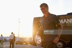 Toni Kroos of Germany arrives for the International Friendly match between…