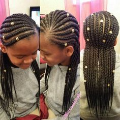 Crochet Braids Miami : Ghana braids. #miami #stylist #braids