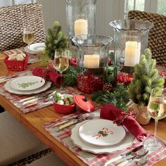 17 absolutely stunning ideas for christmas table decoration 15