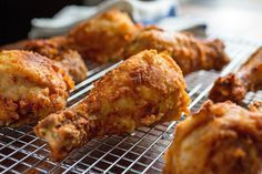 NYT Cooking is the digital source for thousands of the best recipes from The New York Times along with how-to guides for home cooks at every skill level. Buttermilk Fried Chicken, Buttermilk Recipes, Chicken Milk, Chicken Kitchen, Chicken Feed, Chicken Wings, Making Fried Chicken, Fresco, Make Ahead Meals