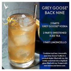 Grey Goose Back Nine