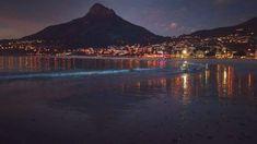Camps Bay at night!