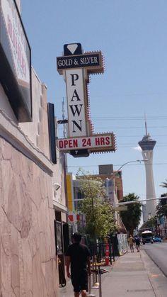 Pawn Stars at Las Vegas NV