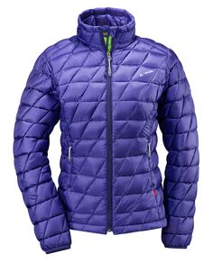 Women's Kabru Jacket - viola