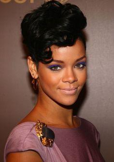 Bright Purple Look
