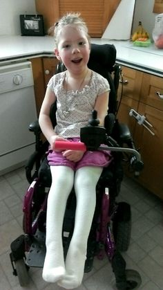 Vote for Kaydance Lane - Lindsay, ON in the 2013 National Mobility Awareness Month Local Hero contest!