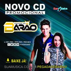 PEGADA DE BARÃO PROMOCIONAL DE NOVEMBRO 2014    http://www.suamusica.com.br/?cd=483593