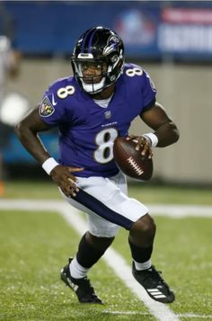 - year Lamar Jackson becomes first QB in NFL history with over 200 passing yds, 150 rushing yds in one game vs Bengals Baltimore Ravens Nails, Baltimore Ravens Players, Lamar Jackson Ravens, Ravens Cheerleaders, Raven Logo, Ravens Jersey, Louisville Cardinals, European Football, Nfl History