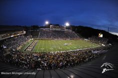 Waldo Stadium (Western Michigan University Broncos)