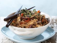 Sesamkylling 30 Minute Meals, Types Of Food, Wok, Japchae, Deserts, Keto, Nutrition, Dinner, Cooking