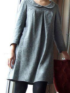 ellybeth dress | wiksten fall 2007, photo taken by hannah hu… | Flickr