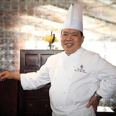 Chan Yan Tak  Chef Chan Yan Tak is the master behind the intricately designed menu created at Four Seasons Hotel Hong Kong's Chinese restaurant, Lung King Heen, and is also the first Chinese chef in history to be awarded three coveted Michelin stars...http://www.four-magazine.com/articles/842/chan-yan-tak  #ChefoftheDay #FOURMagazine