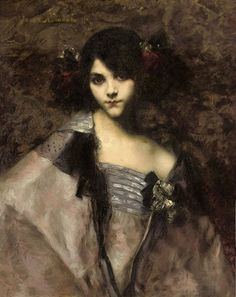 Juana Romani (1869-1924) - Bella donna