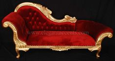 This chaise lounge is one of my favorites. We can play with the fabric. Ginger