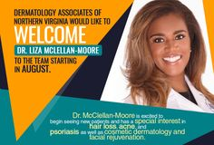 To schedule an appointment with Dr. McClellan-Moore or any other member of our team, please call 866-808-3140 today. #SkinCareTreatment #CosmeticSkinTreatment