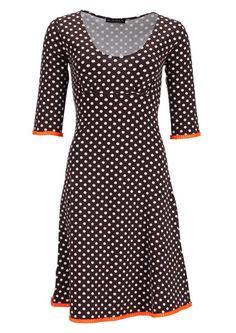 Mania Copenhagen kjole STELLA Dot sort m/rød satin / dress Casual Dresses, Dresses For Work, Frock Fashion, Dot Dress, Satin Dresses, Dressmaking, My Wardrobe, Short Sleeve Dresses, Plus Size
