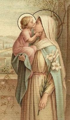 JESÚS Y SU MAMÁ