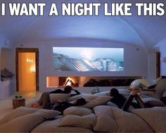 Would love a night like this