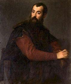 Venice, The Republic of Venice  Paolo Caliari Veronese, c1570: Portrait of a Man