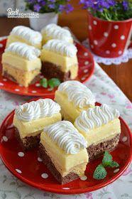 Barbi konyhája: Márványos krémszelet - Anyák Napja Cake Cookies, Tiramisu, Ale, Muffins, Cheesecake, Barbie, Sweets, Cooking, Food