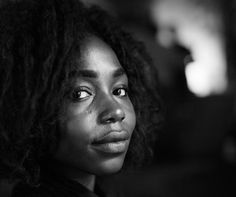 Aïcha, Paris 2016 #aicha #portrait #beauty #blackandwhite #leica #leicashot #travelight #gypsyphotographer