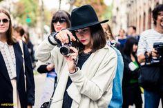 Streetstyle de beleza: pelas ruas de Paris