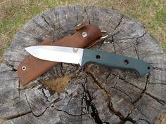 Benchmade 162 Bushcrafter Survival Knife