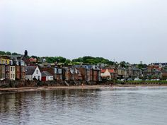 Beautiful shores of North Berwick