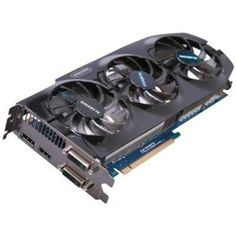 Gigabyte GV-N680OC-2GD GeForce GTX 680 2048M PCI Express DVI-I/DVI-D/HDMI/DisplayPort ATX Video Card by Gigabyte. $530.60. Description:Gigabyte GV-N680OC-2GD GeForce GTX 680 2048M PCI Express DVI-I/DVI-D/HDMI/DisplayPort ATX Video CardFeatures: Powered by NVIDIA GeForce GTX 680 GPU Integrated with the first 2048MB GDDR5 memory and 256-bit memory interface Features Dual-link DVI-I/ DVI-D / HDMI / DisplayPort Boost clock OC to 1137MHz Support NVIDIA 3D Vision Surround and SLI ...
