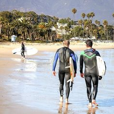 How's the surf today? Anyone planning to catch some waves this week? #HotelSantaBarbara #HotelSantaBarbara #SantaBarbara #California #hotel #Beach #Surfing