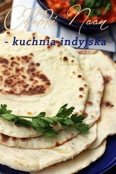 Kuchnia indyjska - chlebki naan Naan, Tasty, Yummy Food, Pitta, My Recipes, Meal Prep, Grilling, Food And Drink, Veggies