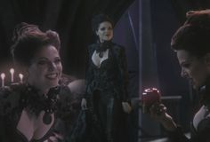 Once upon a time - Evil Queen Regina wallie by Hellraiser-89.deviantart.com on @DeviantArt