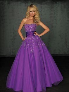 (Foto 79 de 119) Traje de fiesta estilo princesa en color lila., Galeria de fotos de Colección Fiesta Night Moves by Alure