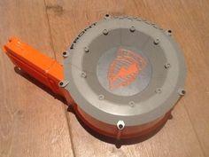 Nerf 35- dart drum magazine