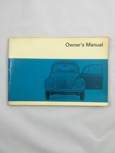 75 best american muscle car owner s manuals images on pinterest rh pinterest com 1968 vw beetle owners manual 1968 VW Beetle