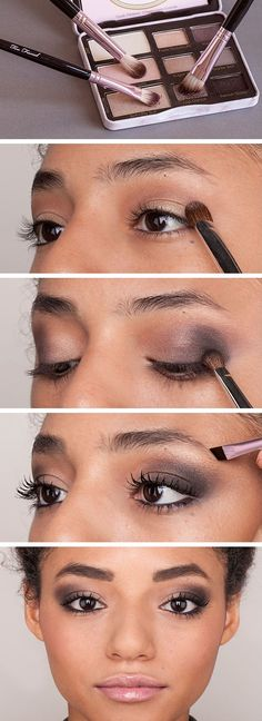 Sultry Eyes Makeup Tutorial #eyeshadow #makeup #beauty