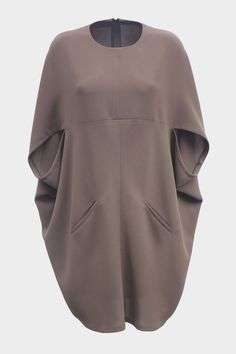 Amazing Sewing Patterns Clone Your Clothes Ideas. Enchanting Sewing Patterns Clone Your Clothes Ideas. Hijab Fashion, Fashion Dresses, Cocoon Dress, Sewing Blouses, Make Your Own Clothes, Egg Shape, Pattern Cutting, Mode Hijab, Fashion Sewing