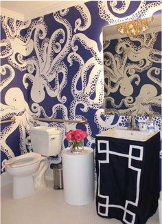 Great way to dress up a plain pedastal sink. I'd want to do something that gives the fabric more structure