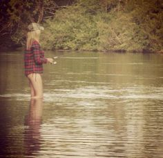 1000 images about women fishing on pinterest fishing for Girls gone fishing