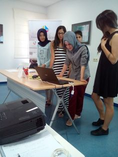 Digital skills and Web 2.0 tools for Trainees course, by Inercia Digital