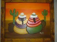 Resultado de imagen para imagenes dibujo de coyas Rock Painting Patterns, Coloured Girls, Pyrography, Colorful Pictures, Rainbow Colors, Painted Rocks, Aztec, Dream Catcher, Decoupage