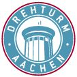 Drehturm Aachen  Hier dreht sich Alles um Sie!    Werden Sie Mieter in den neu ausgebauten Büroetagen, seien Sie Gast in unserem Restaurant mit Biergarten oder genießen Sie mit Gästen bei Ihrem Event an Aachens höchstem Punkt die atemberaubende Aussicht über die Dreiländerregion.