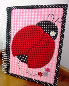 Delicias de Mamá: Notebooks con Patchwork Embedded